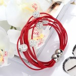 Red-Leather-Shamballa-Bracelet
